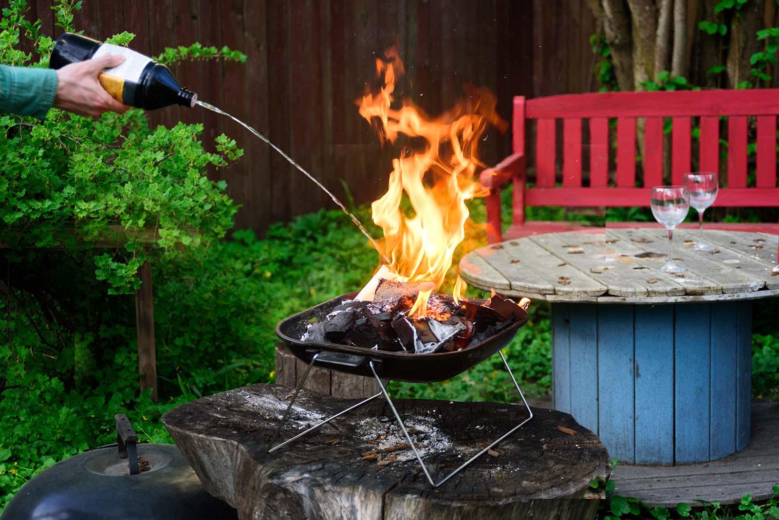 Tips voor veilig barbecuen